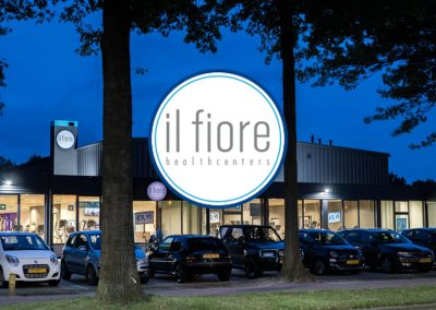 Projectstoffering voor Il Fiore Gym