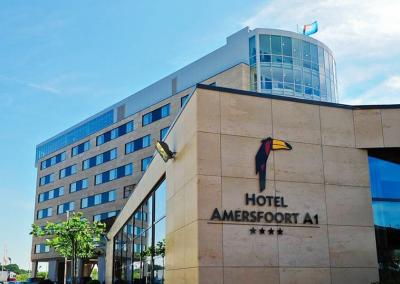 Projectstoffering voor het Van der Valk hotel